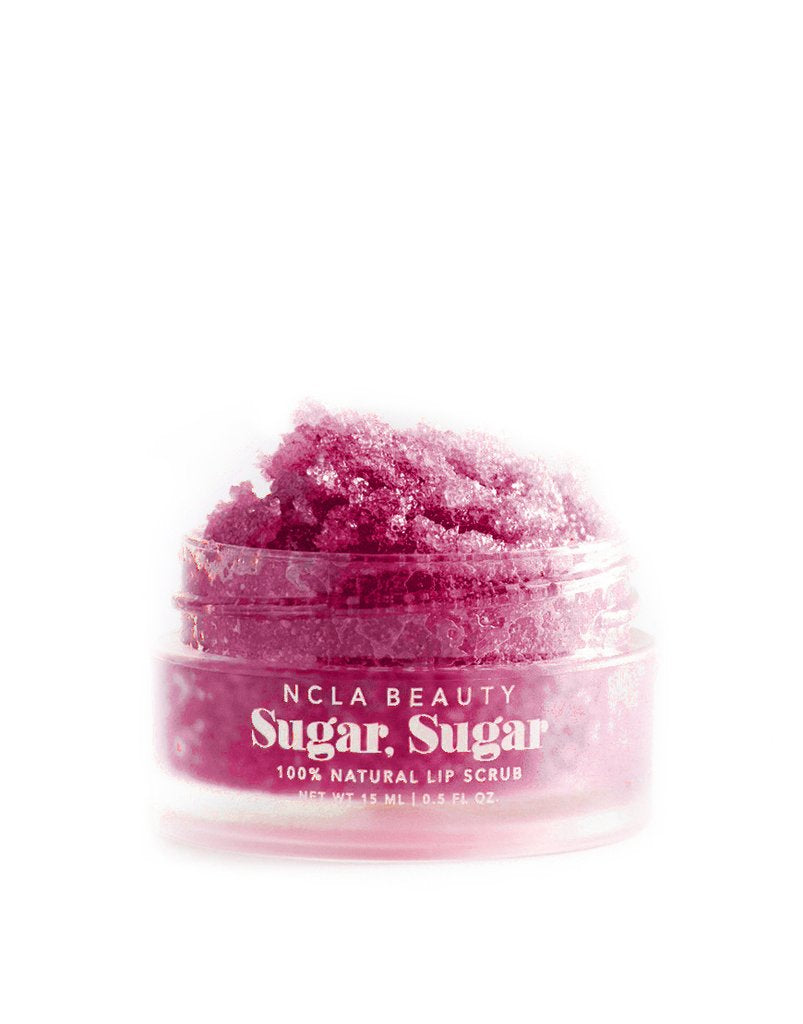 Sugar Sugar Lip Scrub - Black Cherry