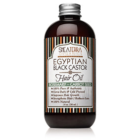 Egyptian Black Castor Oil