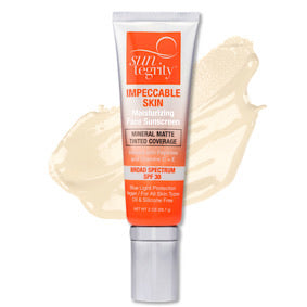 Ivory - Impeccable Skin - Mineral Matte Tinted Coverage SPF 30