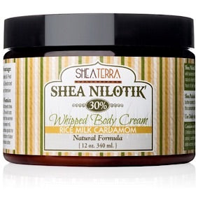 Shea Nilotik' 30% Shea Whipped Body Cream