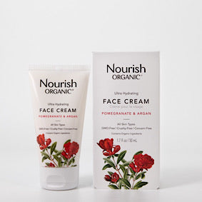 Nourish Organic - Ultra Hydrating Face Cream