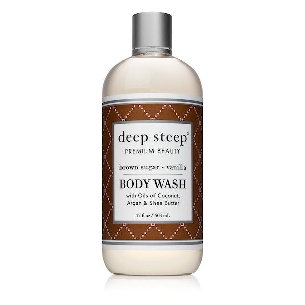 Body Wash - Brown Sugar Vanilla