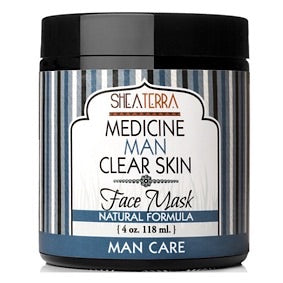 Medicine Man Clear Skin Face Mask (Man Care)