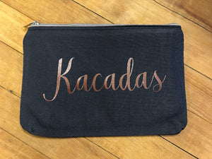 Kacadas Makeup Bag - Small