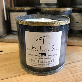 Barn Metal Candle - 1768 Balsam Fir