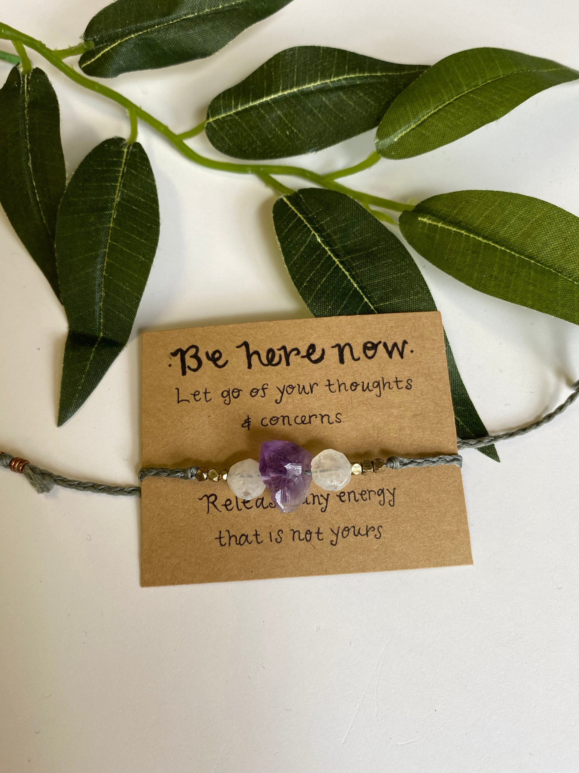 Be Here Now Bracelet