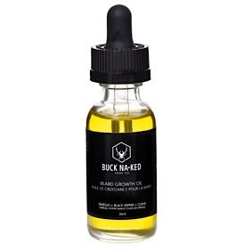 Beard Growth Oil - Omegas + Black Pepper + Clove