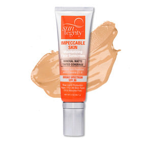 Tan - Impeccable Skin - Mineral Matte Coverage SPF 30