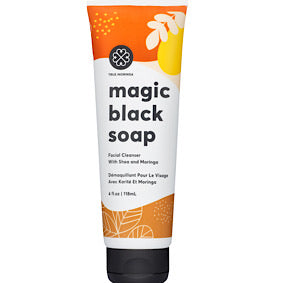 Magic Black Soap Facial Cleanser