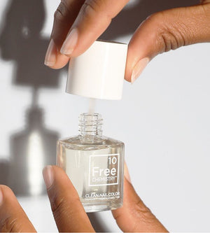 Nail Color - Prep With Peptides Basecoat