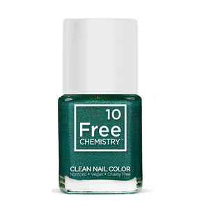 Nail Color - Sea-ing Green