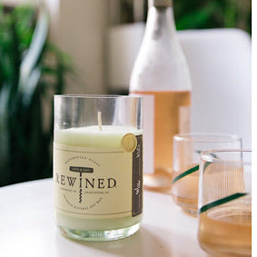 The Original Rewined Candle - Rosé