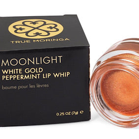 Moonlight White Gold Lip Whip - Peppermint
