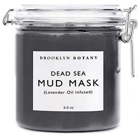 Dead Sea Mud Mask - Infused With Lavender Oil