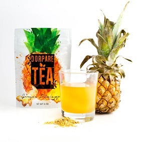 Ginger Pineapple Tea