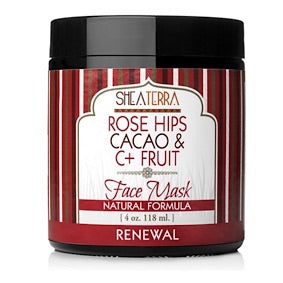 Rose Hips Cacao C+ Fruit Face Mask (Renewal)