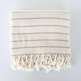 Deniz Bamboo Cotton Turkish Bath Towel