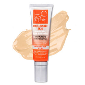 Buff - Impeccable Skin - Mineral Matte Tinted Coverage SPF 30