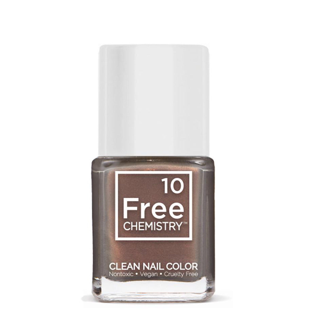 Clean Nail Color - Amber Slate
