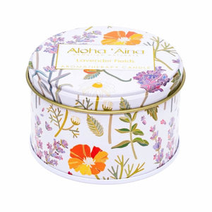 Hawaiian Aromatherapy Candle - Lavender Fields