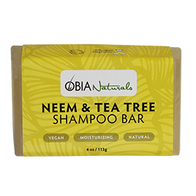 Neem Tea Tree Shampoo Bar