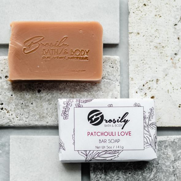 Bar Soap - Patchouli Love