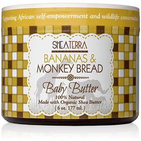 Banana & Monkey Bread Baby Butter