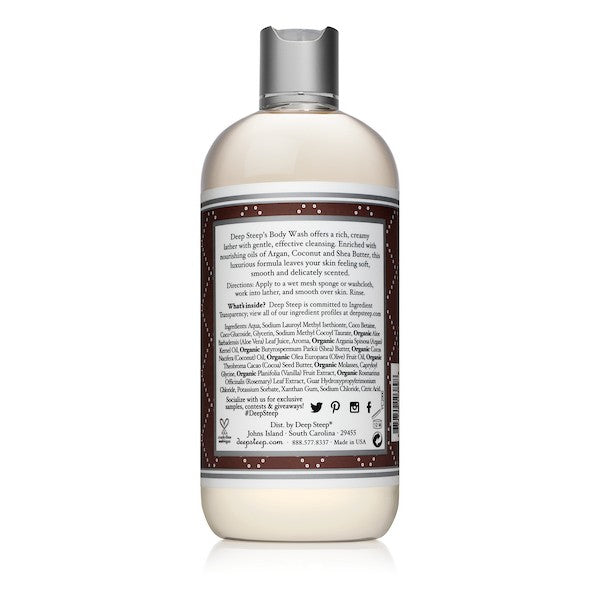 Body Wash - Vanilla Coconut