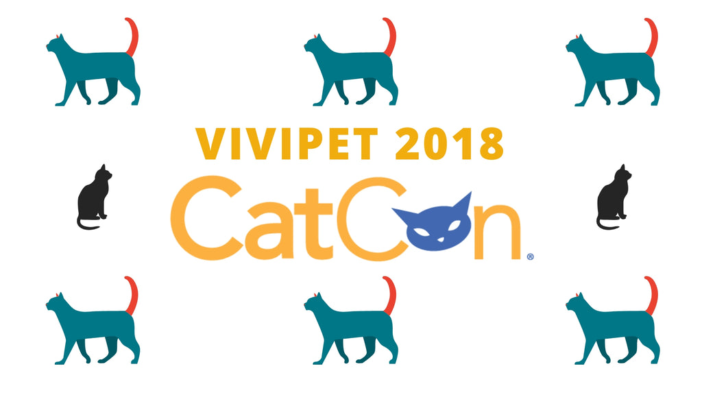 ViviPet | ViviPet at CatCon 2018!