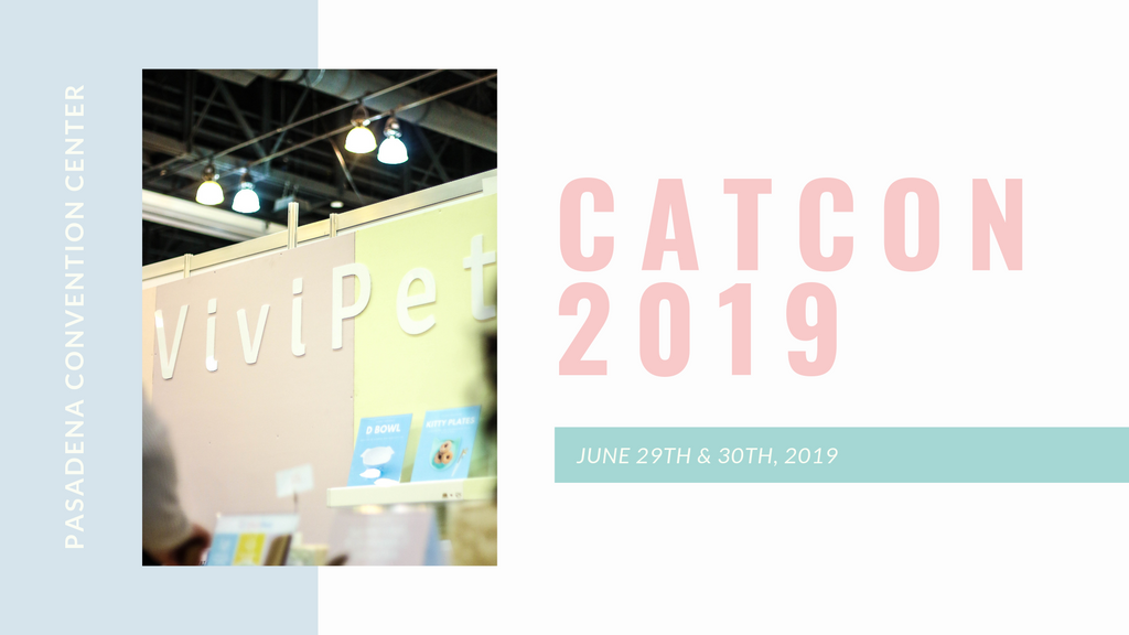 ViviPet | Catcon 2019 Pasadena Convention Center