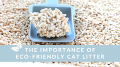 The Importance of Eco-Friendly Cat Litter