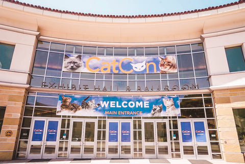 Catcon 2019 pasadena, californa