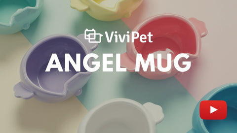 Ceramic Angel Mug