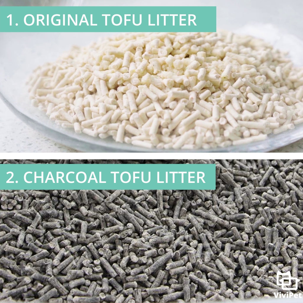 ViviPet | Tofu Cat Litter Test - VIVIPET