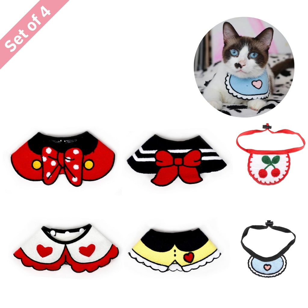 ViviCat Selected | Kitty Collars Set of 4