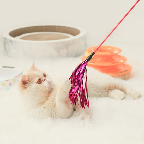 Sparklers Cat Toy Set