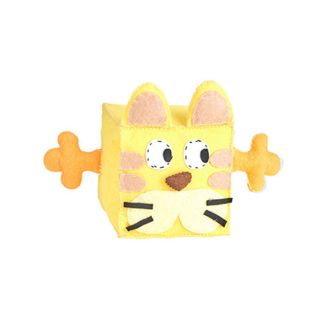 Tabby the Tiger Toy