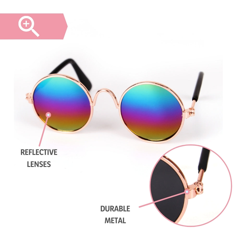 ViviCat Selected | Cat Sunglasses Set of 6