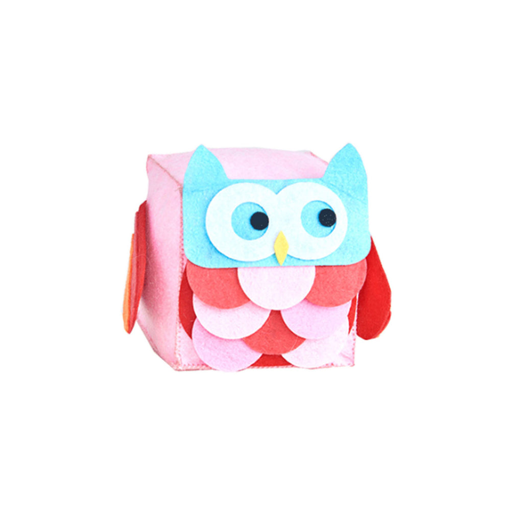 Ruby the Owl Dog Toy - VIVIPET