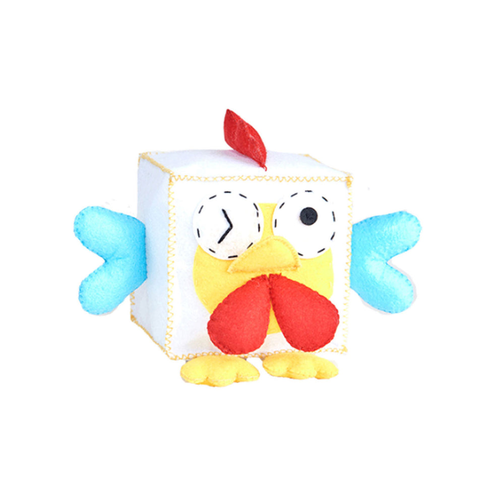 ViviPet Designed | Rudy Roo the Rooster Dog Toy - VIVIPET