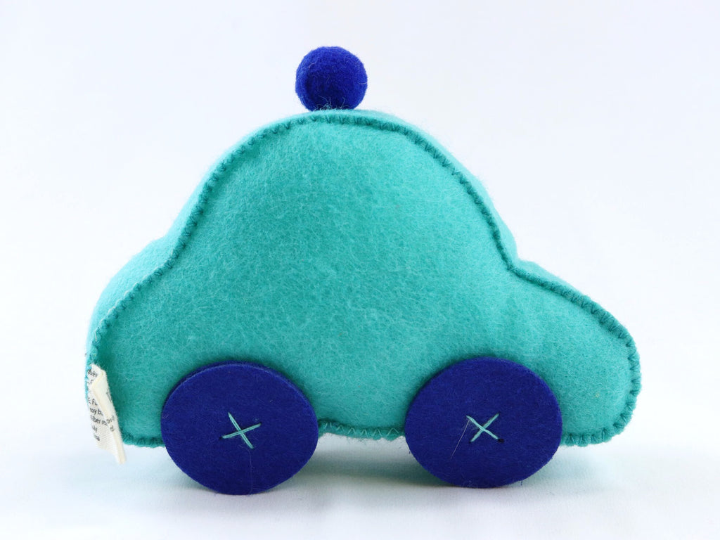 ViviPet Designed | Electric Car Dog Toy - VIVIPET