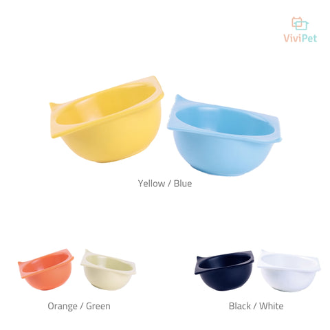 Ceramic Sassy Bowl Set | Pet Feeders | ViviPet