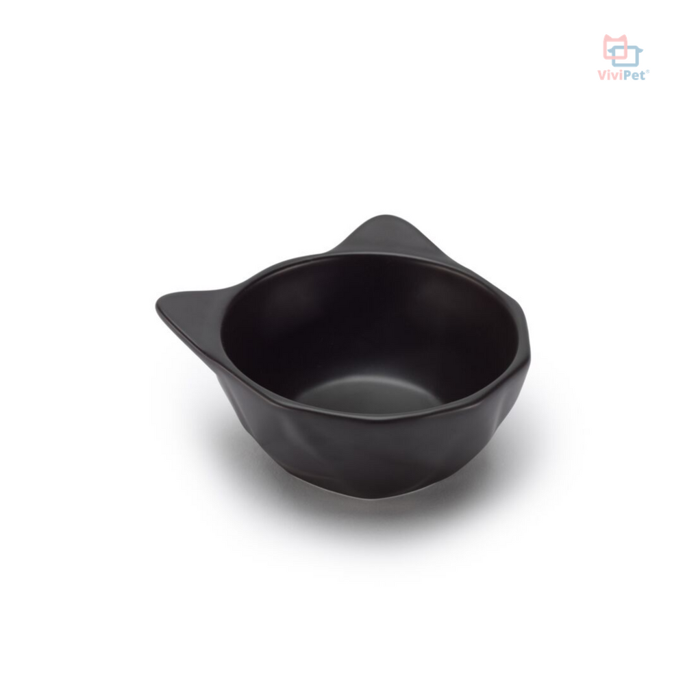 ViviPet Designed | Diamond Ceramic Cat Bowl