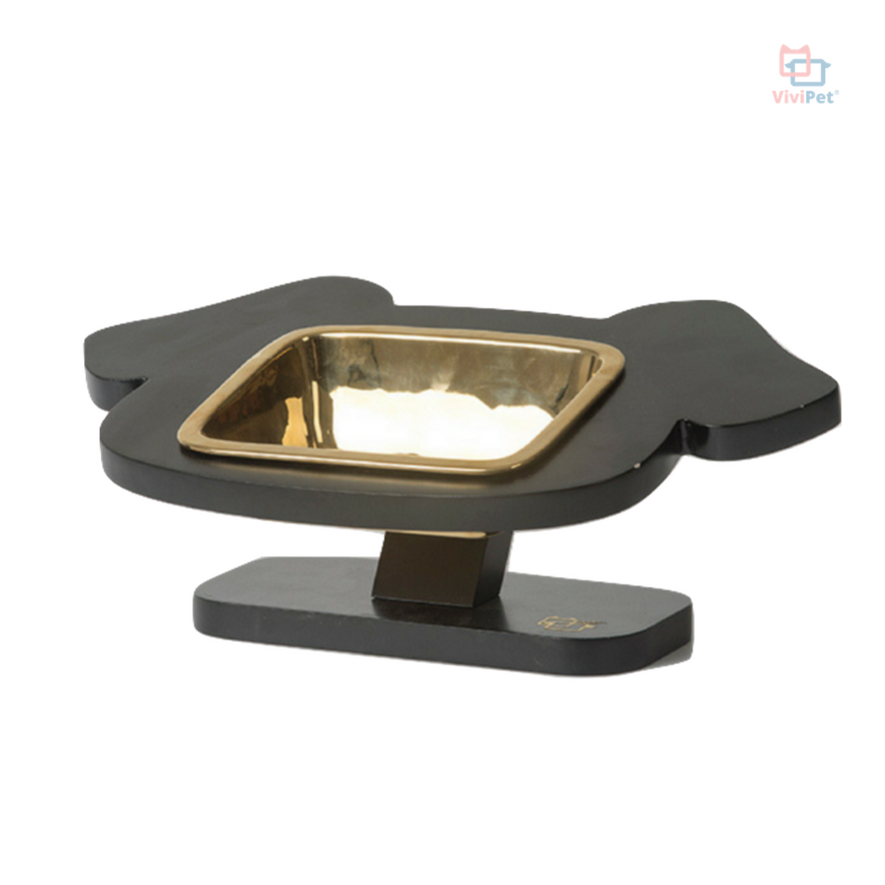 ViviPet Pawsome Elevated Dog Feeder - Limited Edition*