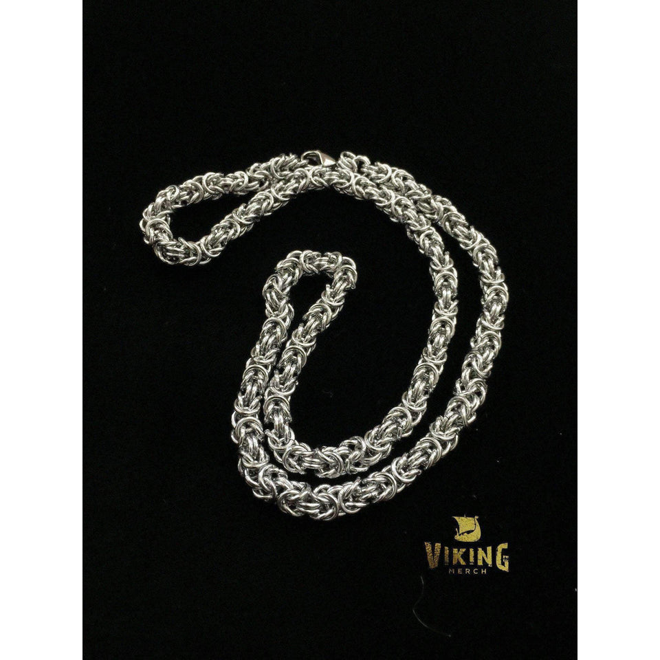 Legendary Viking Kings Chain (C007)-Necklace-Viking Merch