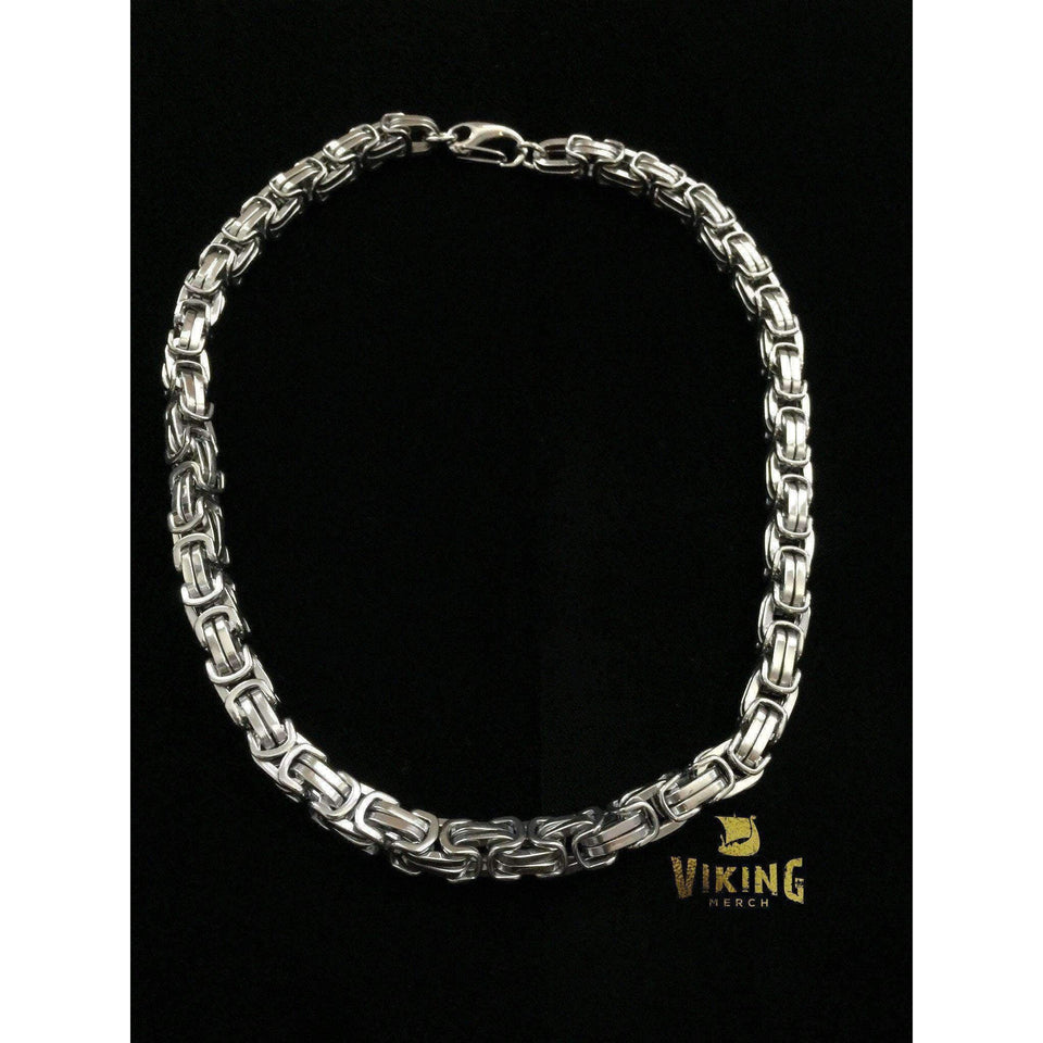 Massive and Thick Kings Chain (C001)-Necklace-Viking Merch