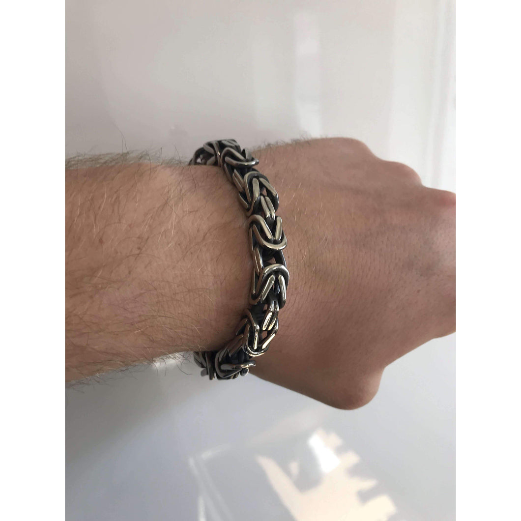 Massive Kings Chain Bracelet-Bracelet-Viking Merch