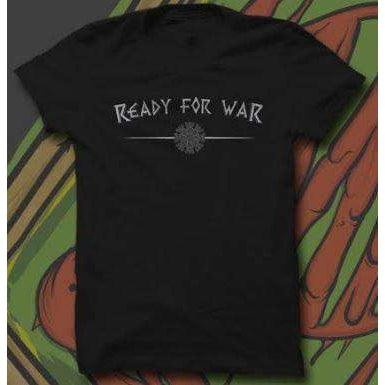 Ready for War T-Shirt-Shirt-Viking Merch