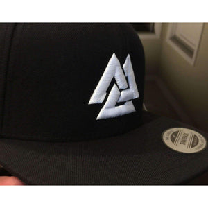 Viking Valknut Hail Odin Snapback Hat-Hat-Viking Merch