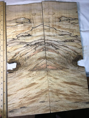Stunning Figured Maple - Bookmatch - Guitar Top